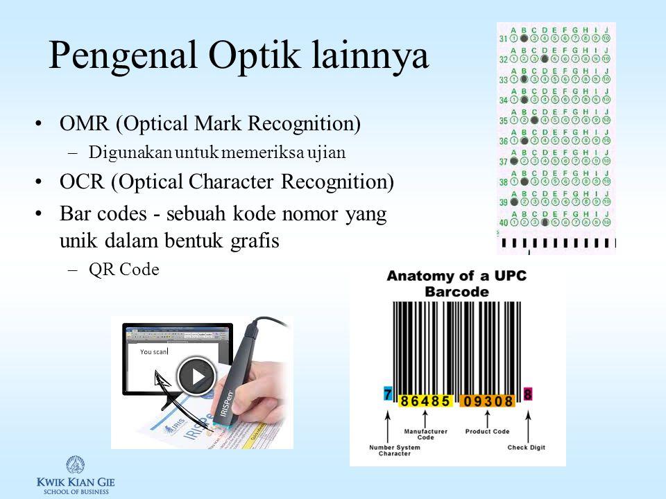 Tipe Scanner 1.Flatbed scanner 2.Sheetfed scanner (Automatic Document Feeder / ADF) 3.Handheld scanner