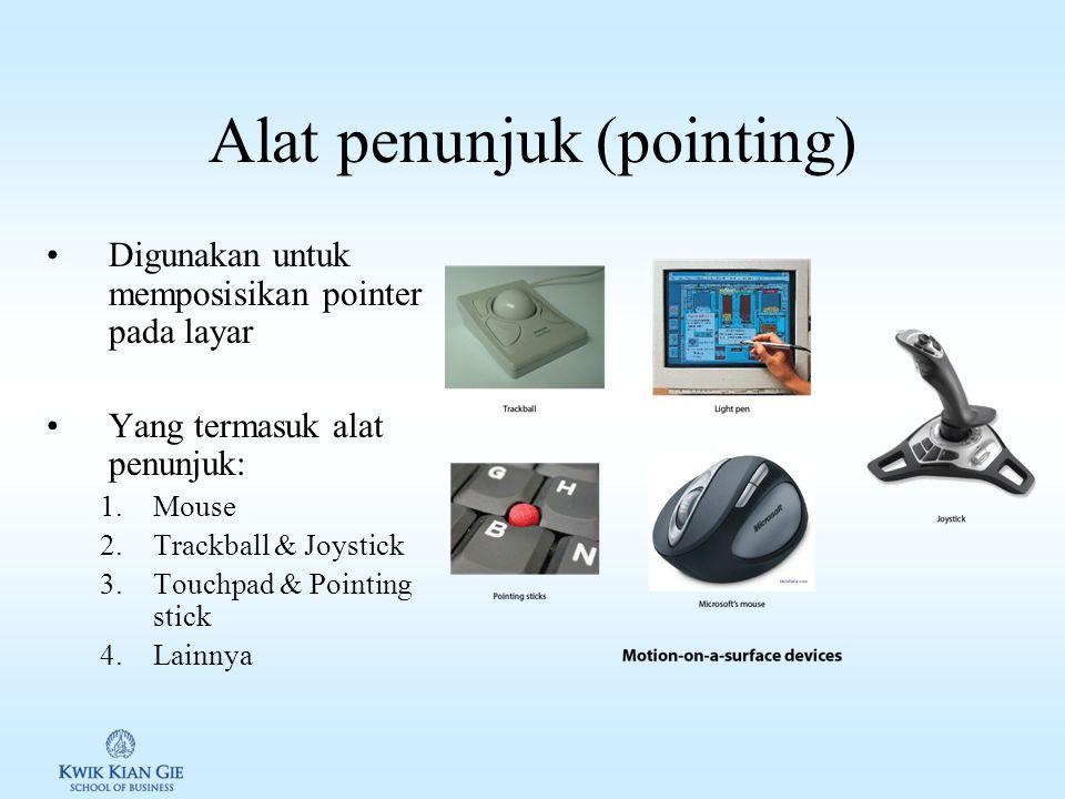 Keyboard ergonomis Keyboard yang didesain secara ergonomis memberikan kenyamanan dan menekan resiko cidera pada pergelangan tangan