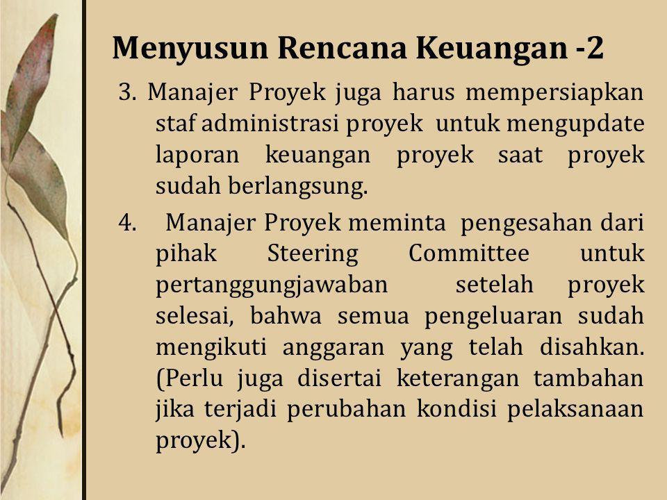 Menyusun Rencana Keuangan -2 3.