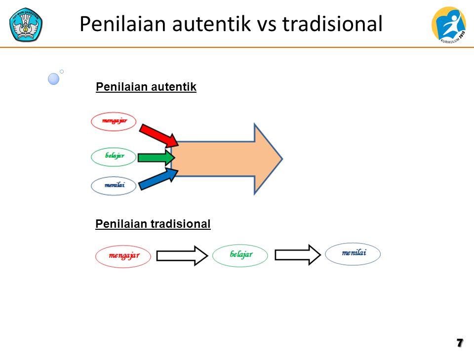 Apakah autentik 8