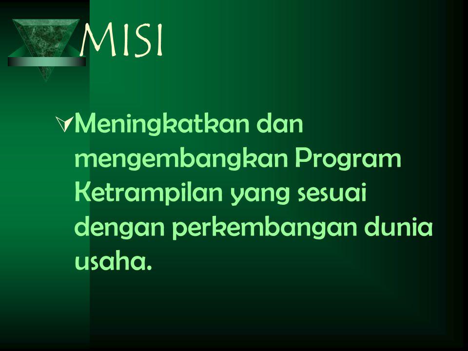 MISI –Mengupayakan pendalaman Materi Agama Islam di luar jam belajar.