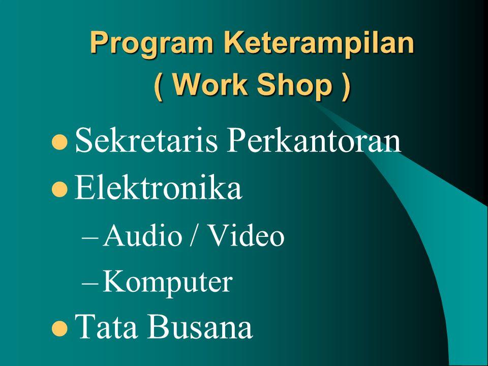 program / jurusan Program Ilmu Pengetahuan Alam ( IPA ) Program Ilmu Pengetahuan Sosial ( IPS ) Program Bahasa ( BHS ) Program Keagamaan ( AGAMA) Khus