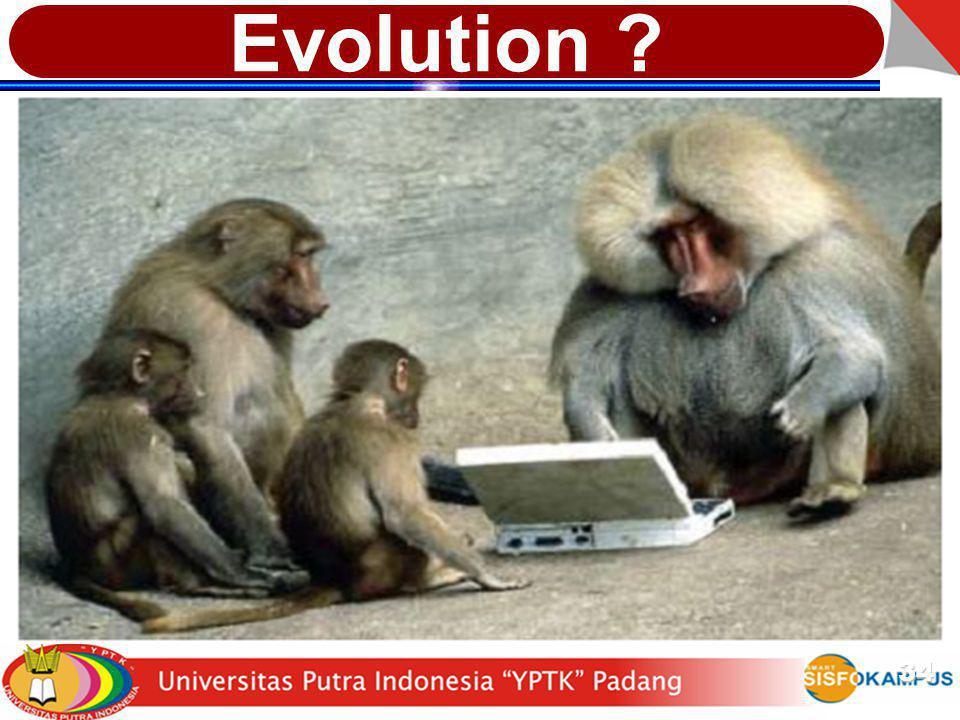 34 Evolution ?