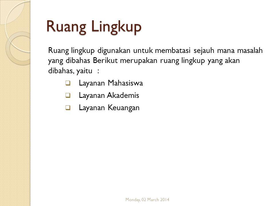 Pembahasan (cont..) Enterprise Resource Planning (ERP) Gambar 2.