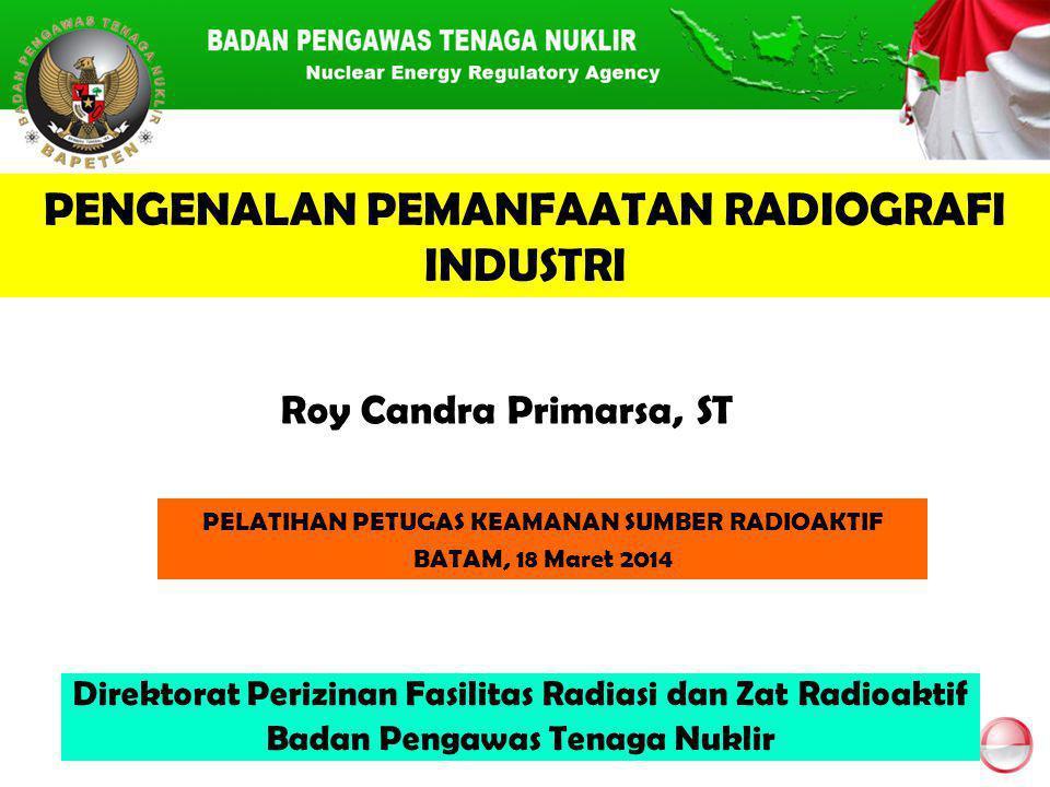 2 RADIOGRAFI INDUSTRI .