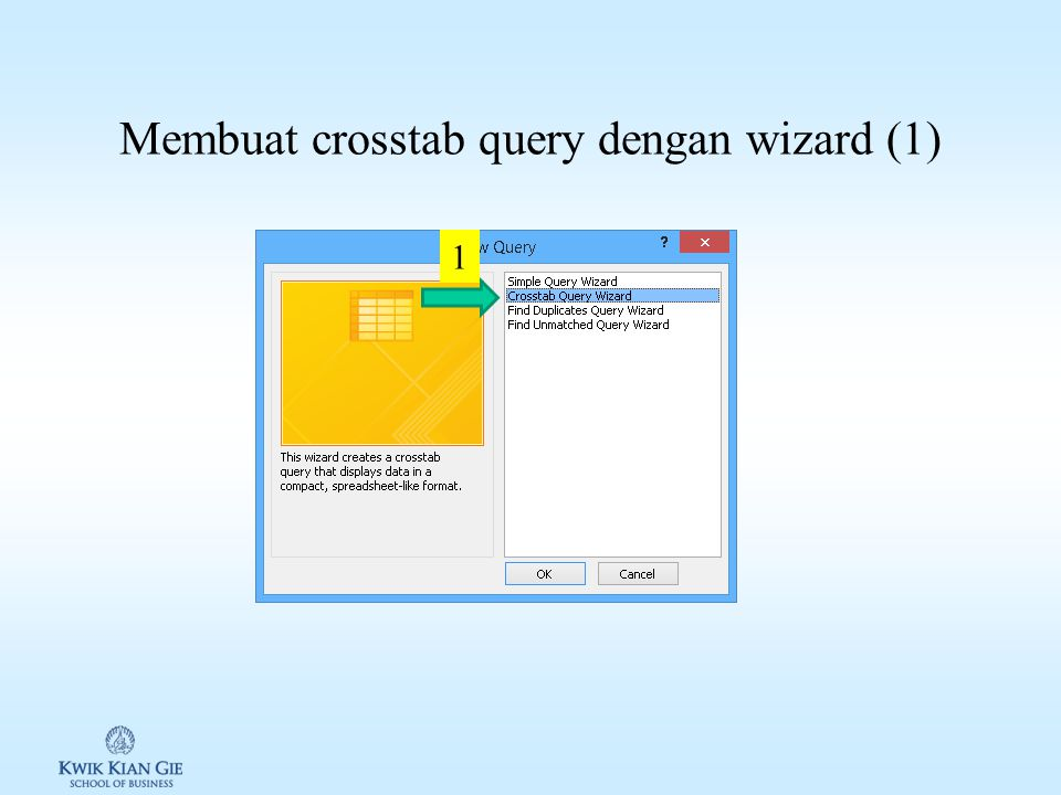 SQL View & Datasheet View SQL View Datasheet View