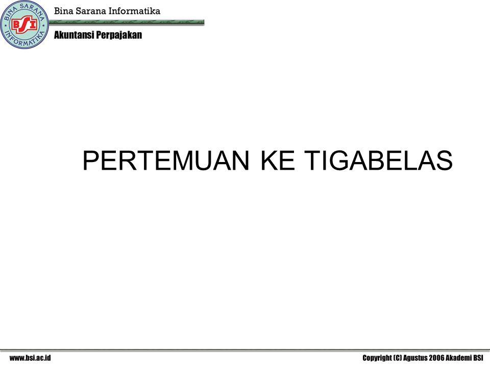 PERTEMUAN KE TIGABELAS MODAL SAHAM (1)