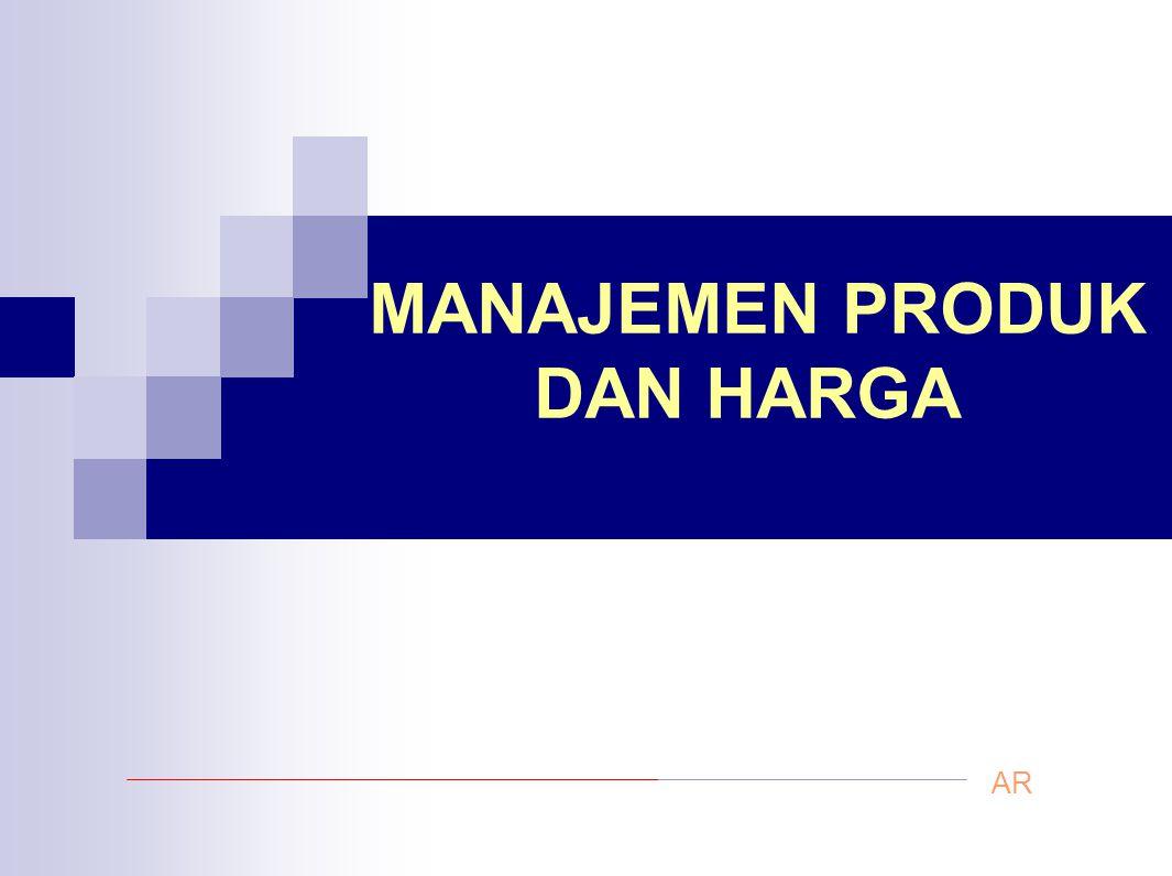 DEFINISI PRODUK Produk adalah sesuatu yang dapat ditawarkan untuk memenuhi kebutuhan konsumen Pentingnya suatu produk fisik bukan pada kepemilikannya tetapi manfaat yang dapat diberikan oleh produk tersebut.