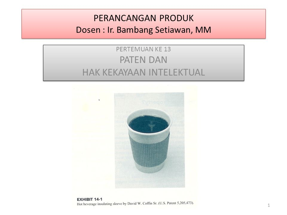 Application Information of B Title of Invention (54): KONSTRUKSI JALAN REL DAN JALAN RAYA BERTULANG Applicant (71): IR.EDDY RUSLANI Jl.
