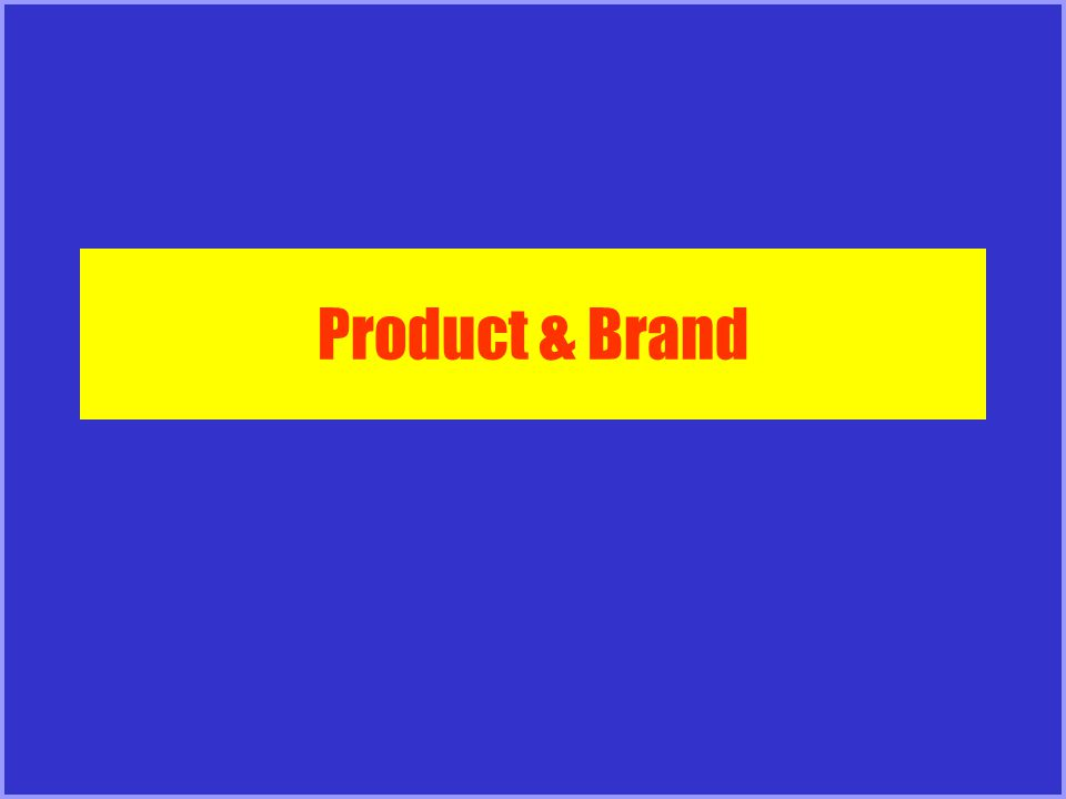 Definitions Product –Anything offered to a market for attention, acquisition, use, or consumption that might satisfy a need or want.