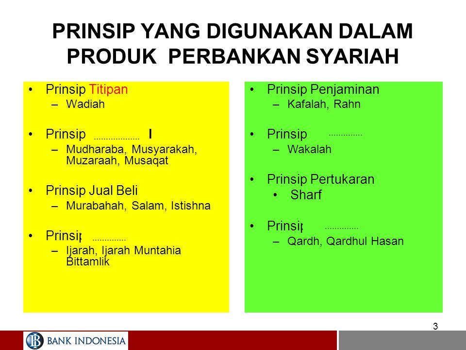 13 Jenis –Produk Pembiayaan berdasarkan jual beli dalam bank syariah saat ini dibagi menjadi tiga jenis: Murabahah Salam dan Salam Paralel Istisna dan Istisna Paralel JUAL BELI ……………..