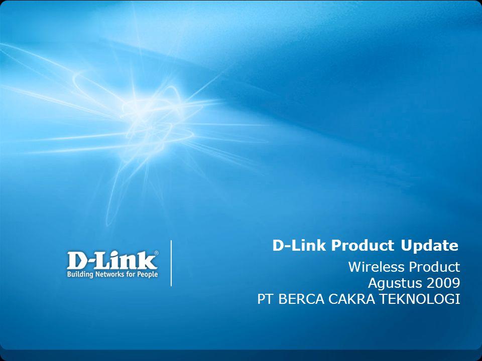 Pengenalan WLAN Produk Implementasi D-link Fitur Baru D-link Mengapa Menggunakan D-Link Agenda