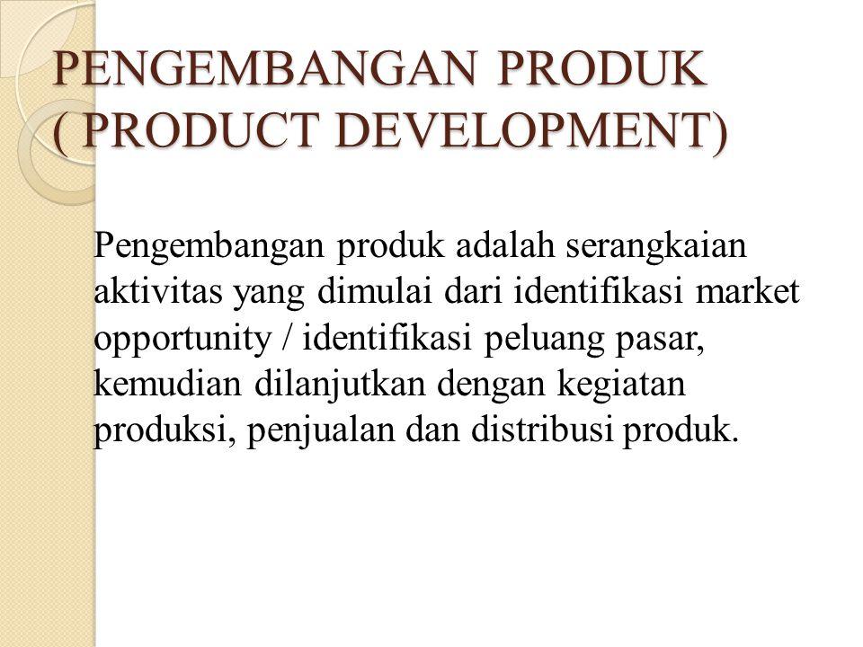 2. Pengemasan (packing) Pengemasan (packing) adalah kegiatan merancang dan membuat wadah atau pembungkus suatu produk. 3. Kualitas Produk (Product Qua