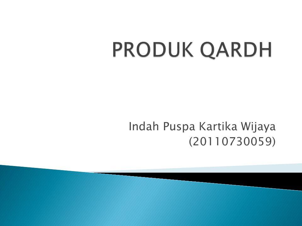 Indah Puspa Kartika Wijaya (20110730059)
