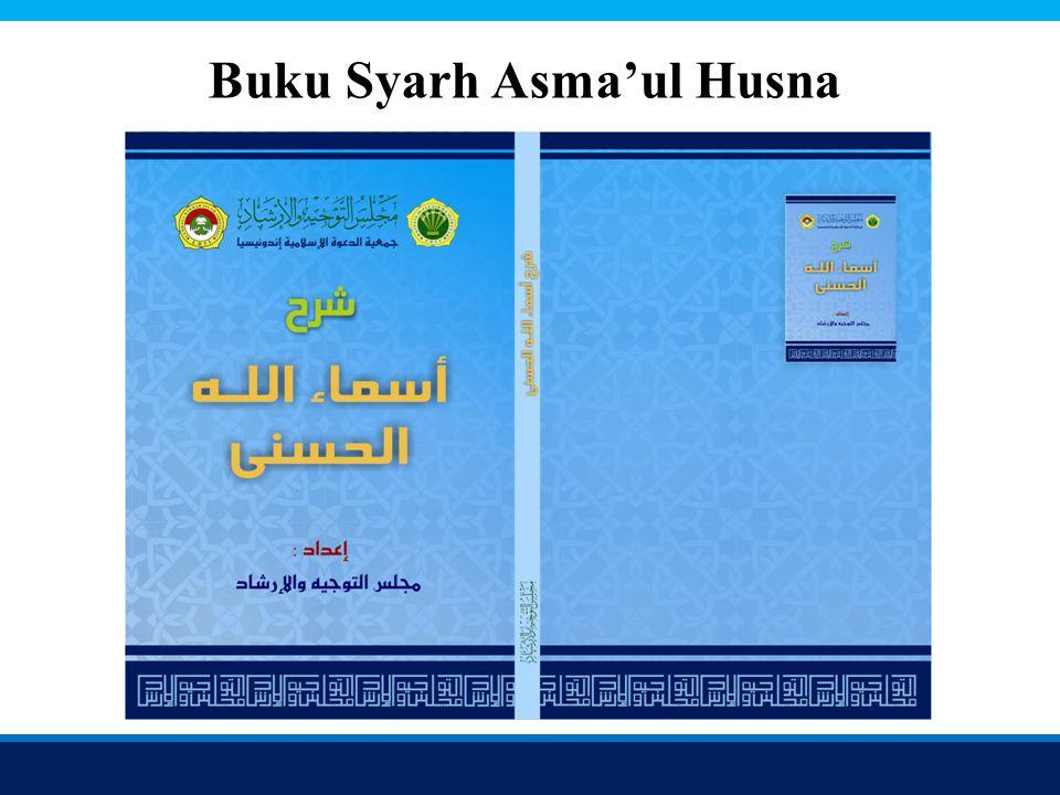 Buku Syarh Asma'ul Husna