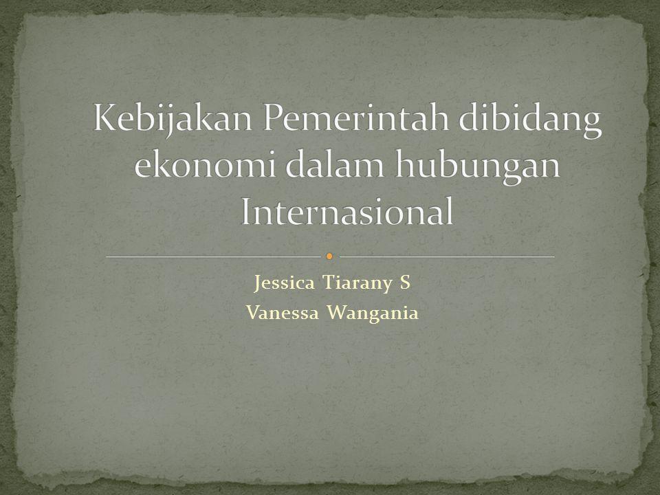 Jessica Tiarany S Vanessa Wangania