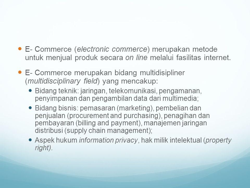 dalam Pasal 18 UU No.8 Tahun 1999 tentang Perlindungan Konsumen ( UUPK ).UU No.