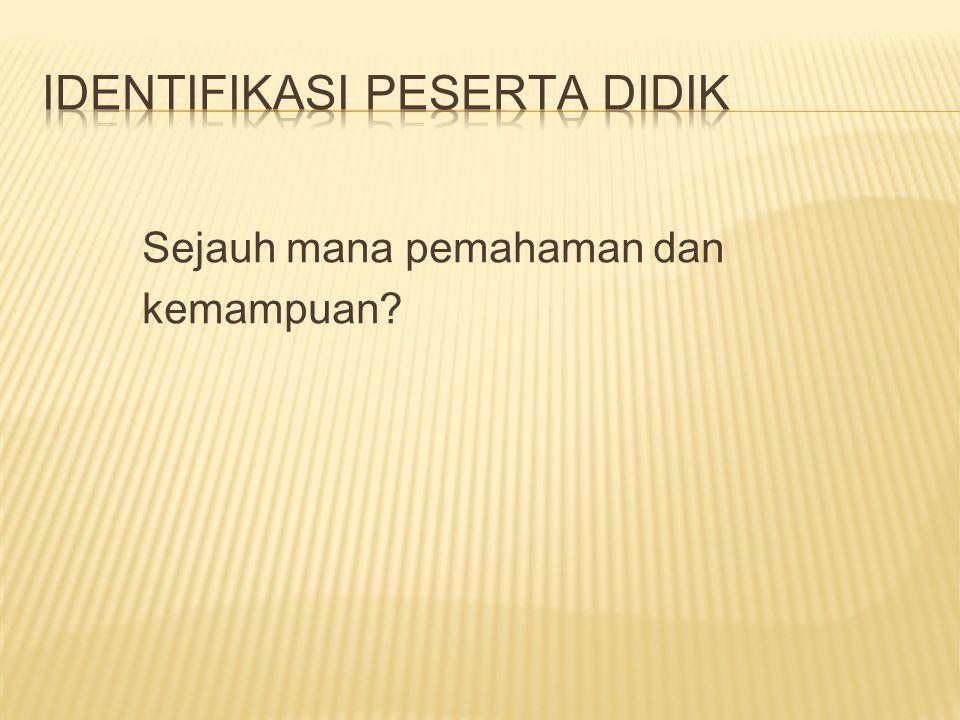 Hoby > Prestasi > Profesi - Kompetensi.Minat – Bakat.