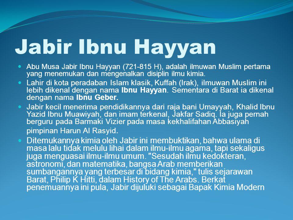 Al-Muqaddasi Al-Muqaddasi kelahiran Al-Quds, Jerussalem pada 946, cendekiawan Muslim pada awal abad ini.