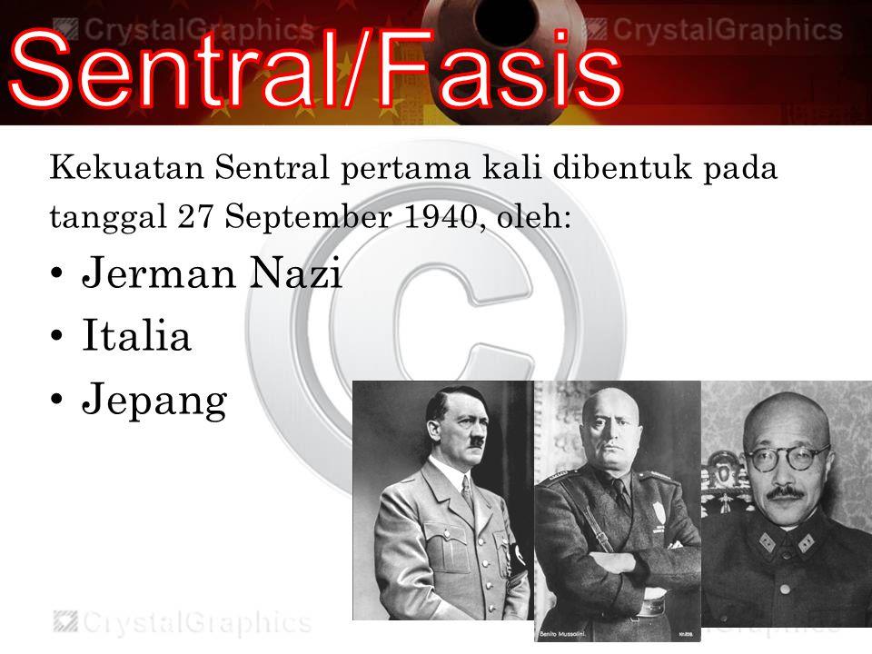 Fase-Fase Perang Dunia II