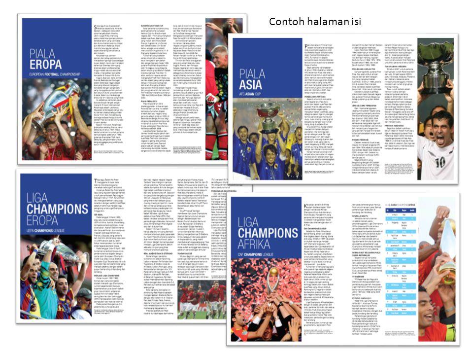 BONUS! 1 2 Buku Resmi Piala Dunia Poster Eksklusif