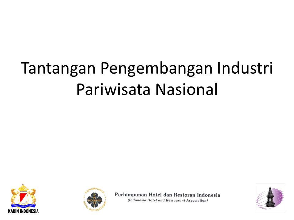 Tantangan Pengembangan Industri Pariwisata Nasional