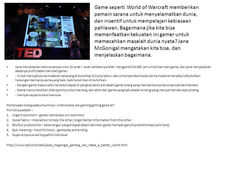 Gameplay World of Warcraft