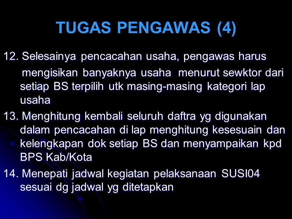 TUGAS PENGAWAS (4) 12.