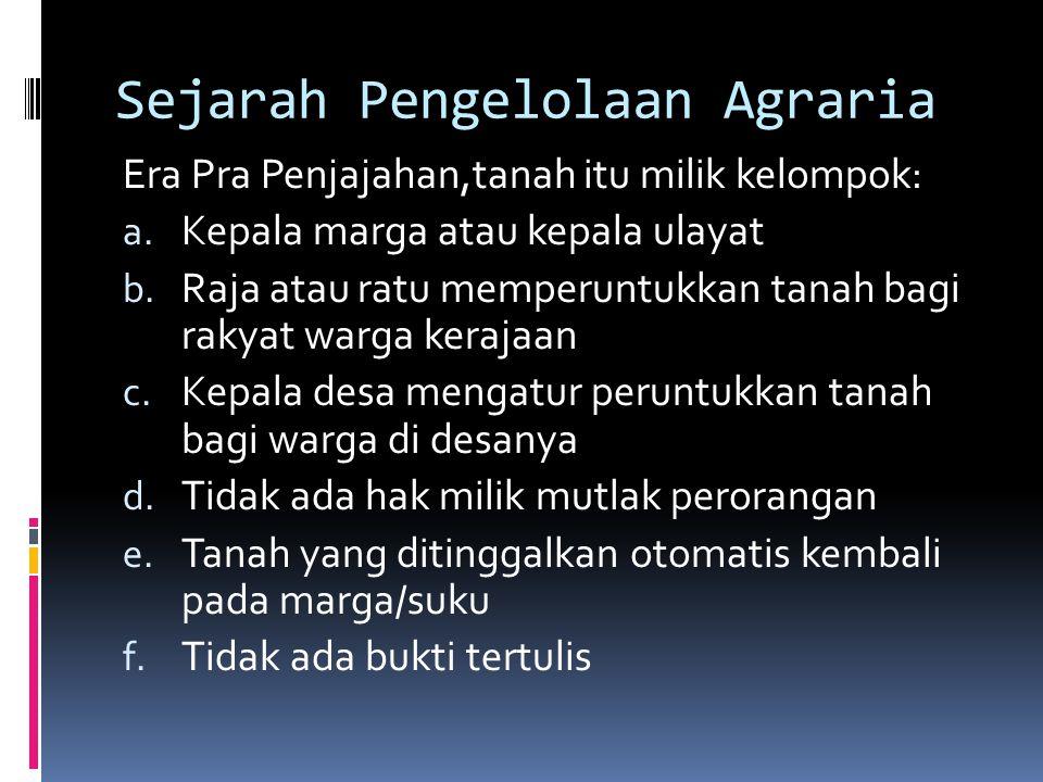 PERATURAN PEMERINTAH REPUBLIK INDONESIA NOMOR 16 TAHUN 2004 TENTANG PENATAGUNAAN TANAH