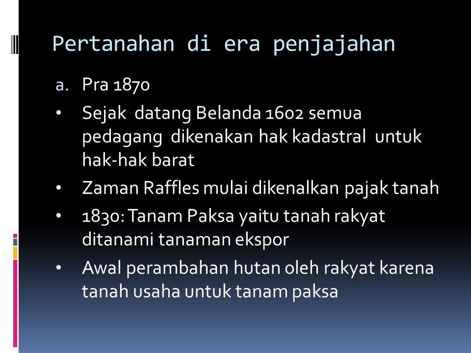 Wilayah Hukum Adat  penjelasan Bab VI UUD 1945 : dalam teritori Indonesia terdapat lebih kurang 250 Zelfbestuurende land-schappen dan Volksgemeen -schappen, seperti Desa di Jawa dan Bali, Nagari di Minang-kabau, Dusun dan Marga di Palembang dan sebagainya.