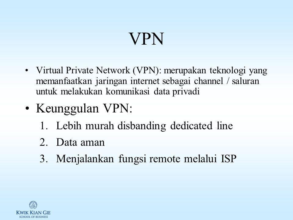 Intranet Intranet adalah jaringan komputer privadi yang menggunakan protocol IP (Internet Protocol) Hubungan ke internet di pasang gateway/firewall