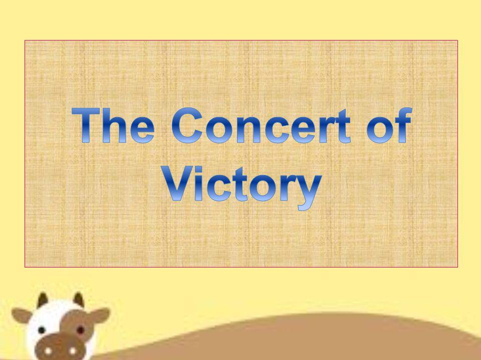 The Concert Of Victory Judul ini merupakan sub-tema yang dipilih untuk menjadi icon program dalam rangka memperingati hari Kebangkitan Nasional.
