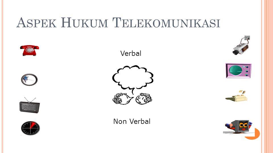 P ENYELENGGARA T ELEKOMUNIKASI Penyelenggaraan jaringan telekomunikasi dan atau penyelenggaraan jasa telekomunikasi, dapat dilakukan oleh badan hukum yang didirikan untuk maksud tersebut berdasarkan peraturan PUU yg berlaku, yaitu : a.