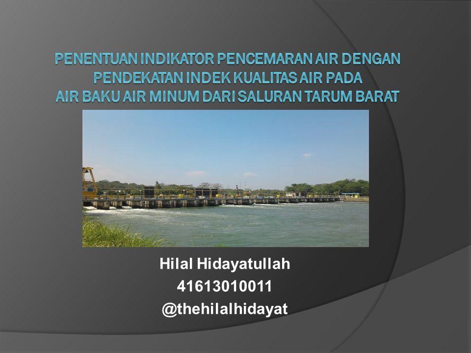 Hilal Hidayatullah 41613010011 @thehilalhidayat