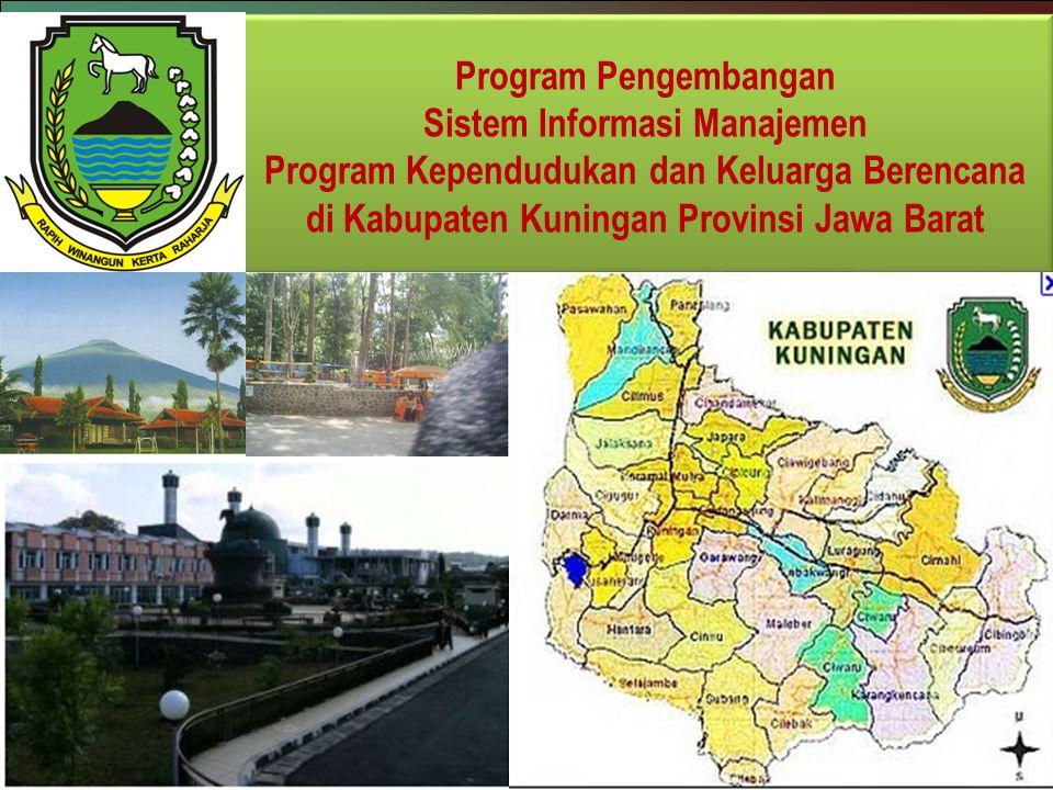 TINDAK LANJUT Penjajagan Kerja sama dengan Bappeda tentang pemakaian program MDK di Desa-desa.