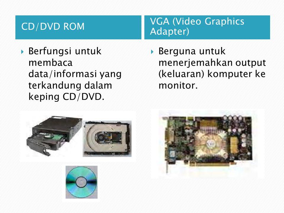 KeyboardMouse  Peralatan magnetik yang digunakan untuk menginput (memasukkan) teks dan juga untuk mengontrol pengoperasian komputer.