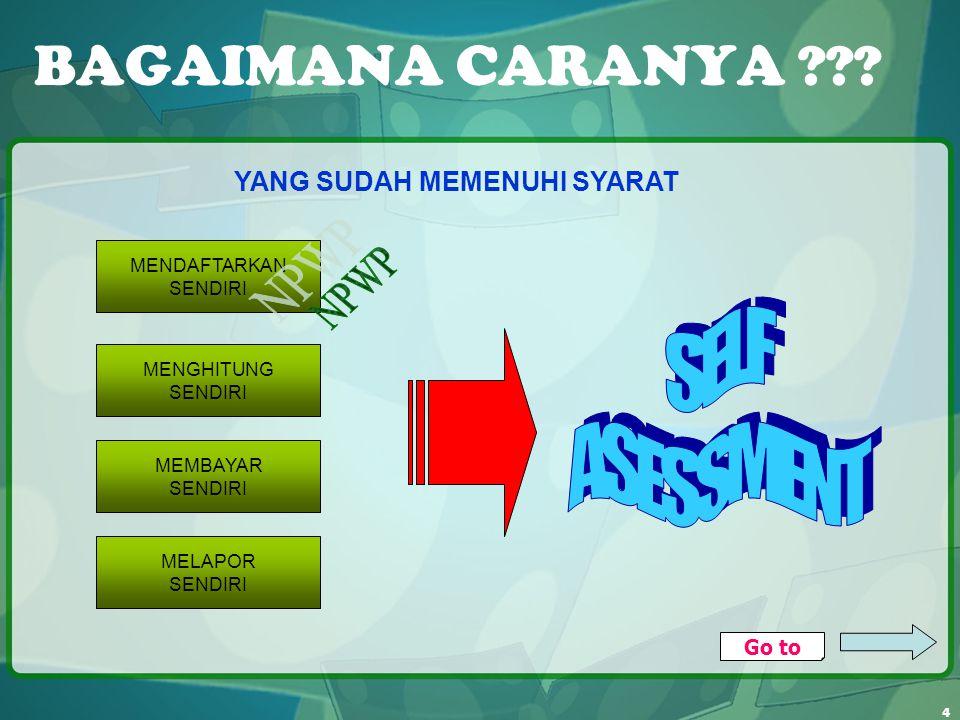 15 Kantor Pelayanan Pajak yang wilayah kerjanya meliputi tempat kedudukan Wajib Pajak BUMD dan Bentuk Usaha Tetap, atau tempat tinggal Wajib Pajak Orang Asing yang berada diluar DKI Jakarta.