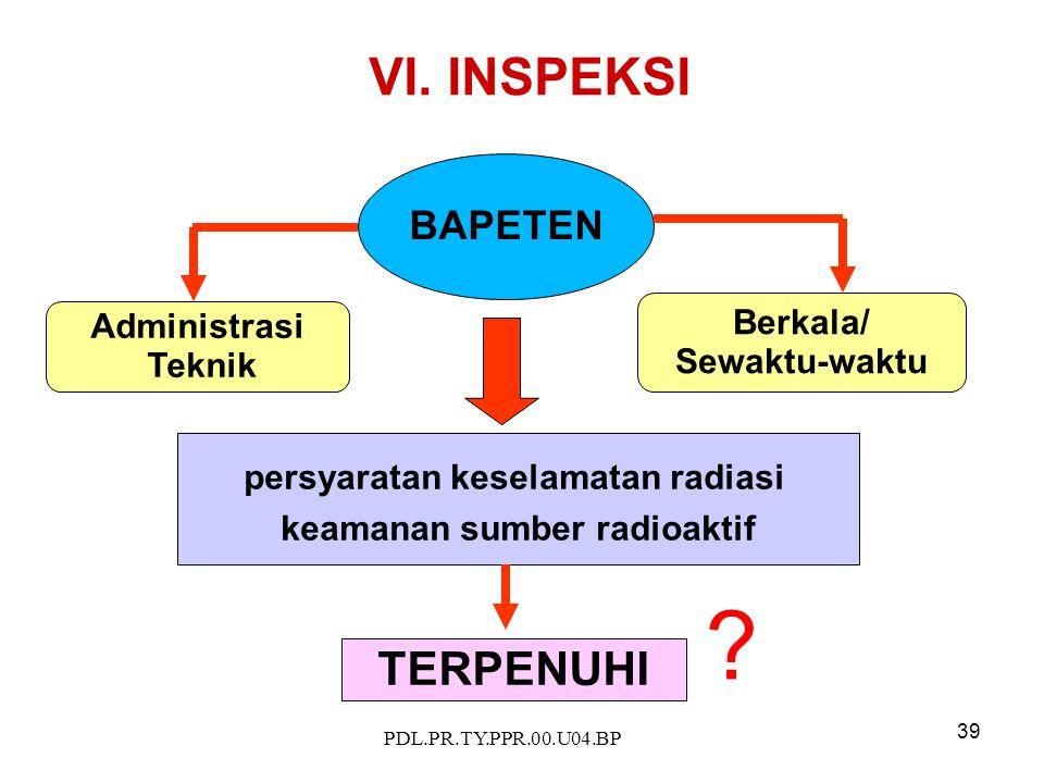 PDL.PR.TY.PPR.00.U04.BP 39 VI.