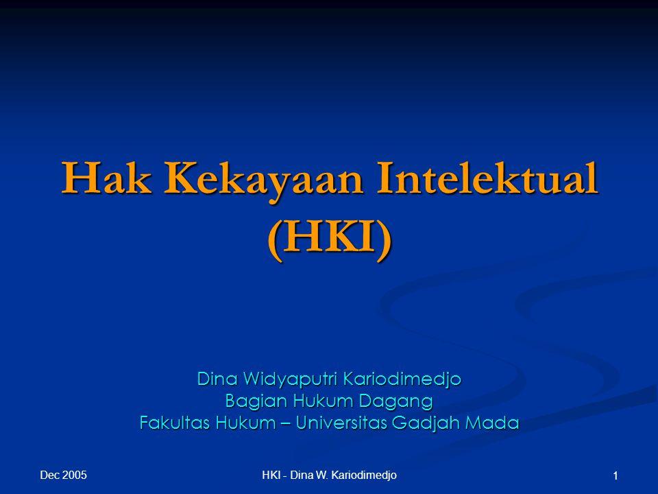 Dec 2005 2HKI - Dina W.
