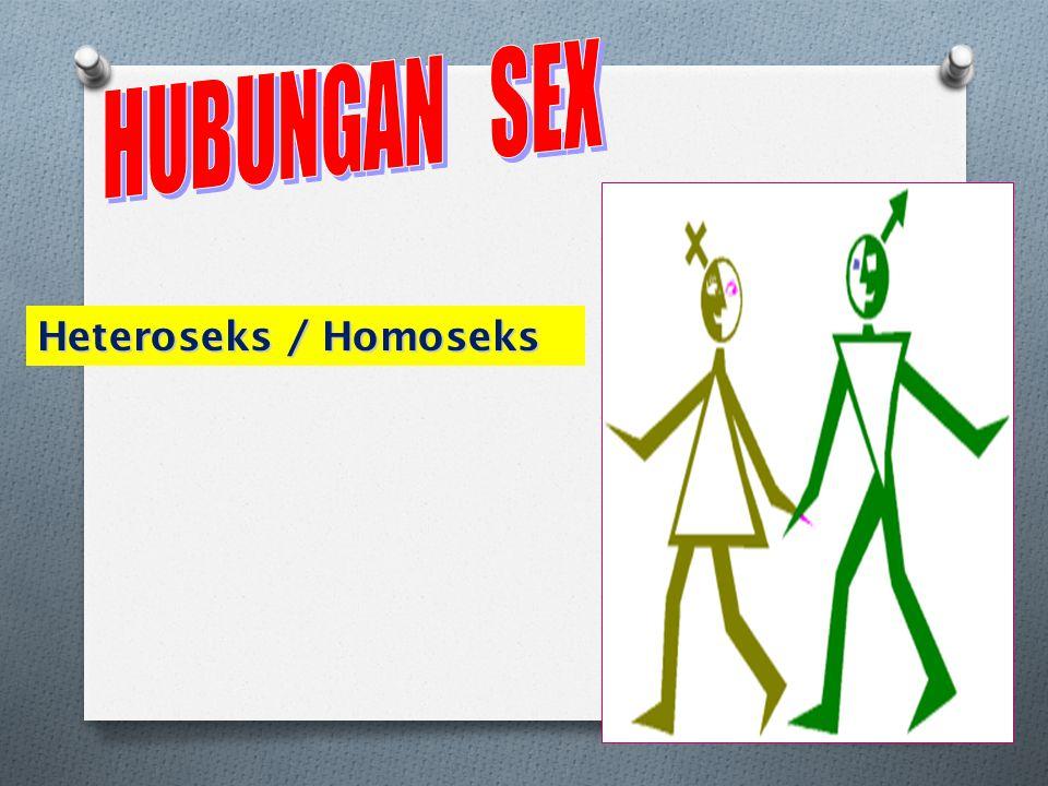Heteroseks / Homoseks