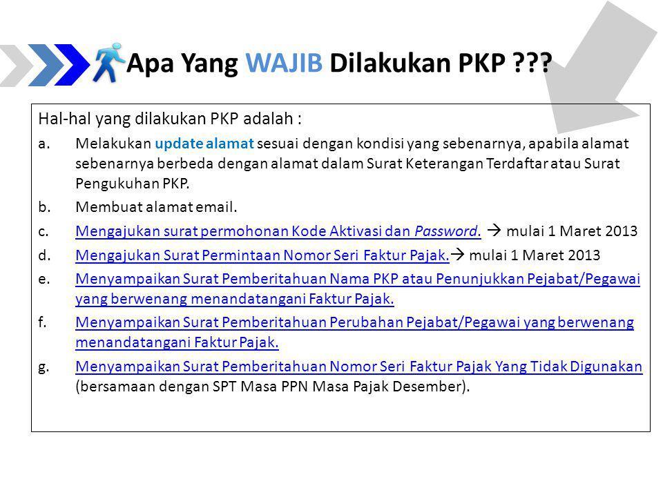 POIN PERUBAHAN NoKeteranganPER-13/PJ/2010 stdd PER- 65/PJ/2010 PER-24/PJ/2012 7Urutan nomor seri Faktur Pajak -Wajib membetulkan FP sehingga sequence number tetap terjaga -Apabila tidak dibetulkan, PKP penerbit dikenai sanksi Ps 14 (4) UU KUP dan PKP Pembeli tetap dapat mengkreditkan PM -Nomor seri Faktur Pajak diberikan oleh DJP dengan blok nomor urut -Penggunaan nomor yang tidak urut tidak dikenakan sanksi -Terdapat kewajiban pelaporan nomor yang tidak terpakai 8Nomor Seri FP ganda (lebih dari satu) - Wajib membetulkan FP sehingga sequence number tetap terjaga Seluruh Faktur Pajak dengan Nomor Seri FP yang sama /ganda termasuk Faktur Pajak Tidak Lengkap 9Penerbitan FP Pengganti -Menggunakan Nomor Seri baru -Dilaporkan di 2 Masa Pajak SPT, yaitu di masa FP yang diganti dan di masa pembuatan FP pengganti -Menggunakan Nomor Seri yang sama -Hanya dilaporkan di SPT FP yang diganti 20 3