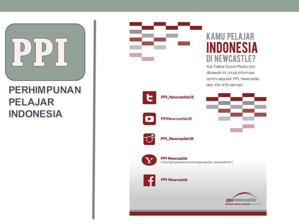 Mempererat hubungan tali silaturahmi antar semua pelajar Indonesia di Newcastle, serta bersama sama dapat mengabdi untuk sebisa mungkin mengharumkan nama Indonesia.