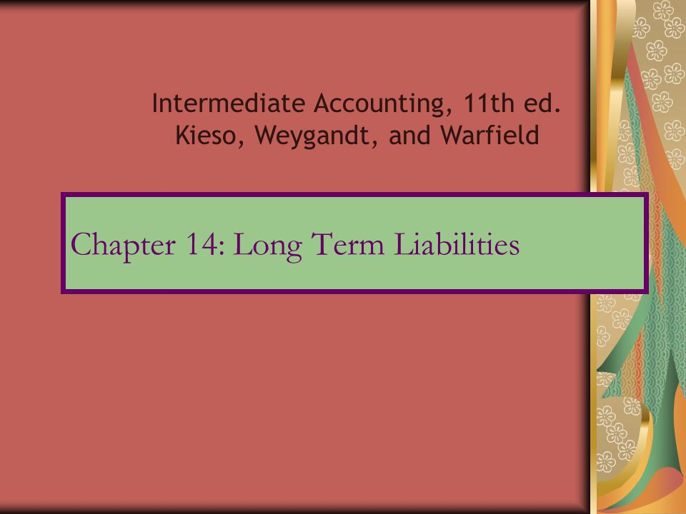 Long-term debt terdiri dari pengorbanan manfaat ekonomi yang sangat mungkin dimasa depan.