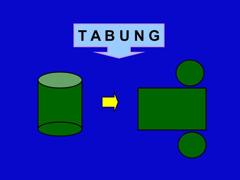 VOLUM KUBUS Setiap kubus mempunyai sisi sama panjang  panjang = lebar = tinggi, maka volum kubus: Volum = sisi x sisi x sisi = S x S x S = S 3 Jadi, V = S 3 A H E F D C B G