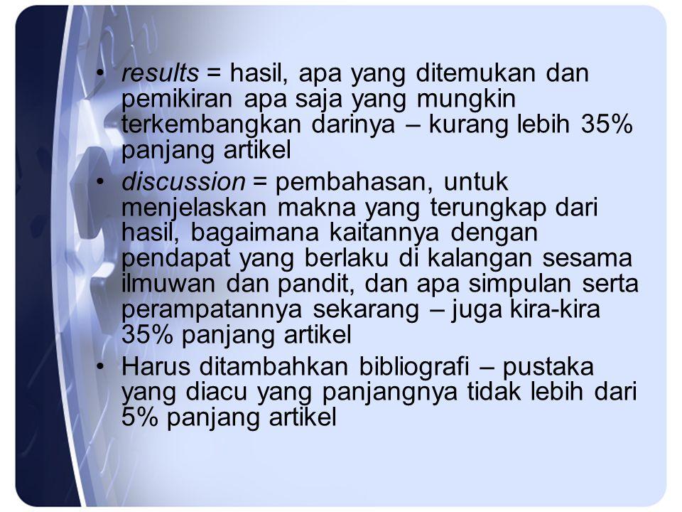 CONTOH JUDUL 1.FUNGSI SENI PEWAYANGAN DALAM PERUBAHAN KEBUDAYAAN 2.