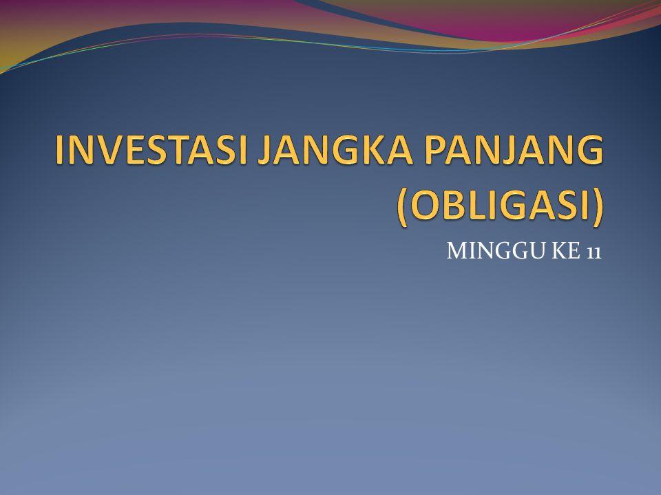 MINGGU KE 11