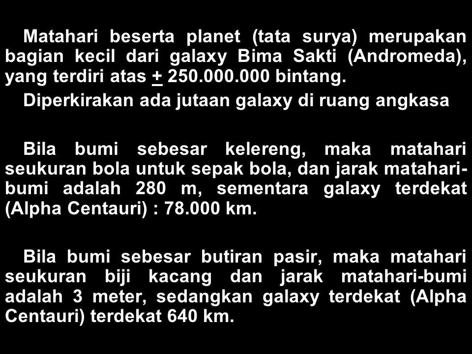 1 tahun cahaya (299.792x365,25x24x3600) = 9.460.730.472.580 km.