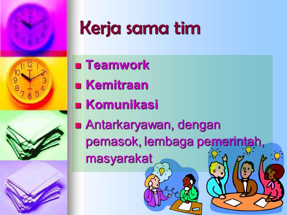 Komitmen jangka panjang Budaya baru Budaya baru Komitmen mengadakan perubahan budaya Komitmen mengadakan perubahan budaya