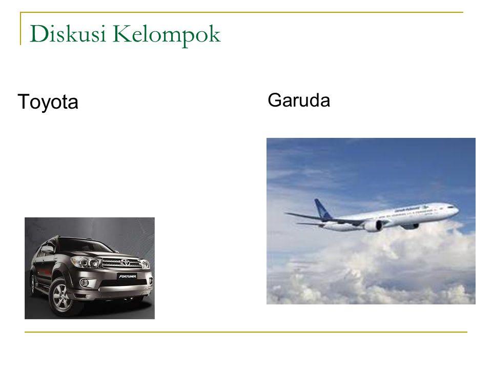 Diskusi Kelompok Toyota Garuda