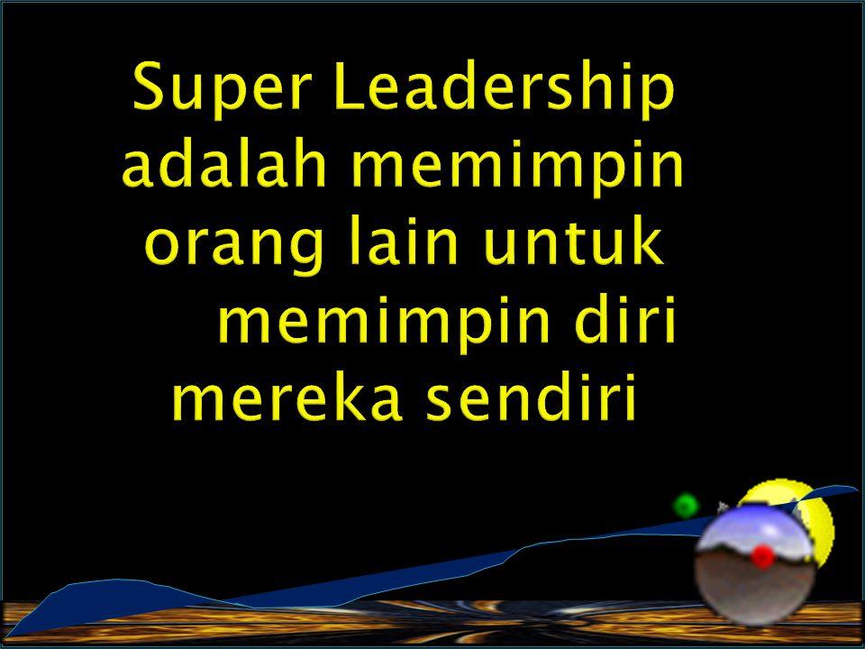 2.The Transactor Pemimpin tipe ini mempengaruhi melalui kemudahan penghargaan dan pertukaran pemenuhan kebutuhan para pengikutnya